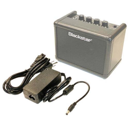 Power Supply for Blackstar Fly 3 Bluetooth & Bass guitar amplifier AC adapter