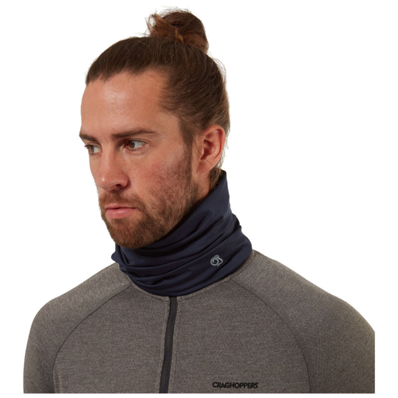 Craghoppers Unisex HEIQ Viroblock Neck and Face Covering Scarf Gaiter Snood