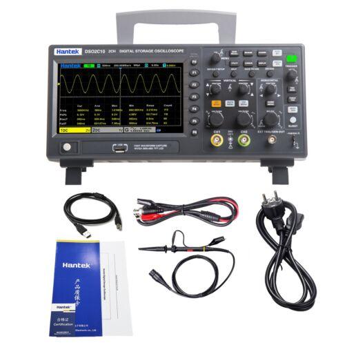 Hantek Digital DSO2000 Series Oscilloscope 2CH+1CH 1GSa/s 100/150MHz 25MHz AWG