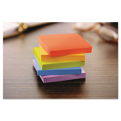 Post-it Notes Super Sticky Super Sticky Notes 3 X 3 Asstd Neonelectric 5 90-