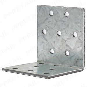Steel Angle Brackets Home Furniture Amp Diy Ebay