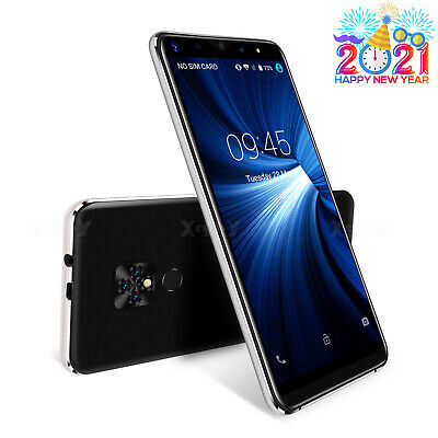 Android Phone - Android 9.0 Mobile Phone Unlocked Smartphone Dual SIM 16GB Quad Core 5MP XGOGY