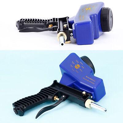 Portable Sandblaster Air Sandblasting Sand Gun Paint Removal Sand Capacity 600ML