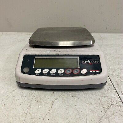 Rice Lake Eq-6000 Equipoise Balance 6000g Scale Only Unit Only