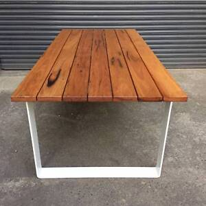 Industrial Outdoor Dining Table Made To Order
