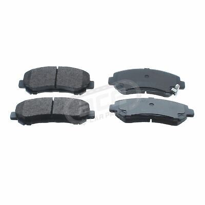 For Nissan Qashqai J10 SUV 3/2007-2014 1.5 1.6 2.0 Front Brake Pads W142-H59-T17