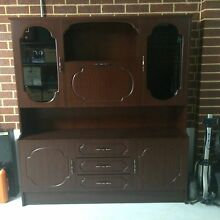 Solid Jarrah Wall Unit Lower Chittering Chittering Area Preview