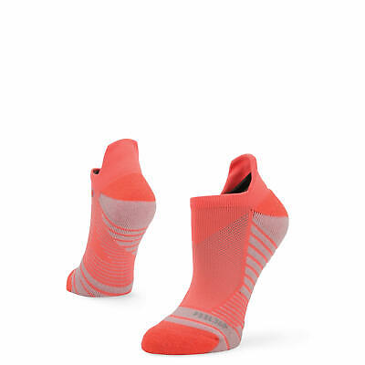 Stance Isotonic Tab Womens Sock Pink M