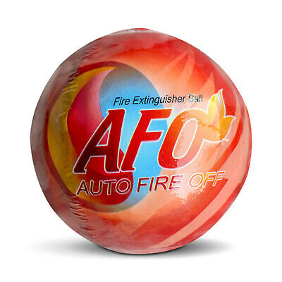 Afo Fire Extinguisher Ball Self-activation Auto Fire Off Device 1.3kg