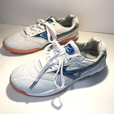 mizuno womens volleyball shoes size 8 xl japan wide grip upright