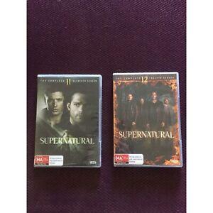 supernatural box set | CDs & DVDs | Gumtree Australia Free