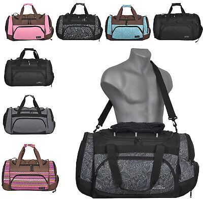 Damen Herren Fitnesstasche Sporttasche Reisetasche 45 Liter Sauna KEANU Tasche