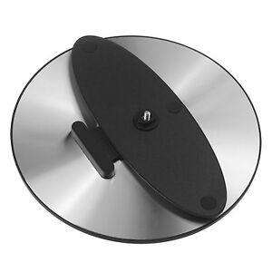 Vertical-Stand-Holder-Circle-Plastic-Metal-Base-for-PS3-Super-Slim-CECH-4000
