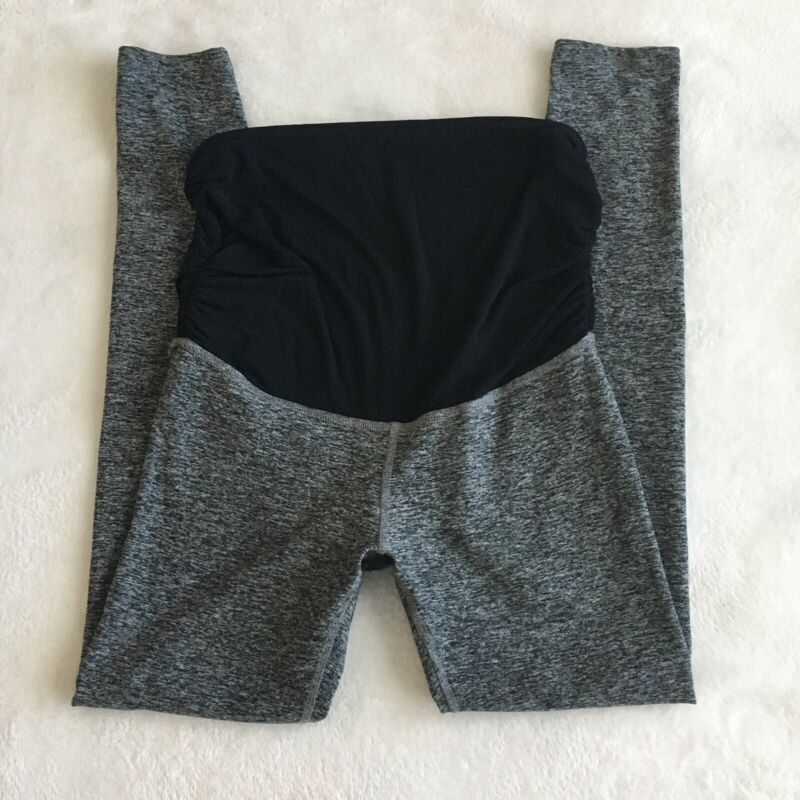 Beyond the bump super soft maternity yoga leggings Large