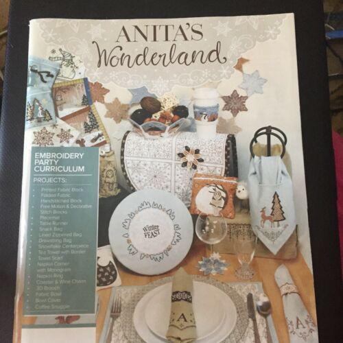ANITA GOODESIGN CD WINTER WONDERLAND