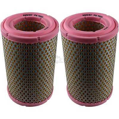 2x Genuine Mann-Filter Air Filters C 1150 Air Filter