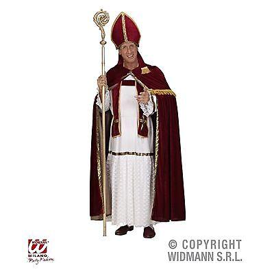 Sankt Nikolaus Heiliger St. Bischof mehrteiliges Kostüm für Weihnachten Martin