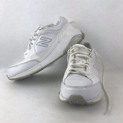 New Balance 928 US 10.5 White Stability Lite Comfort Walking Womens Shoes
