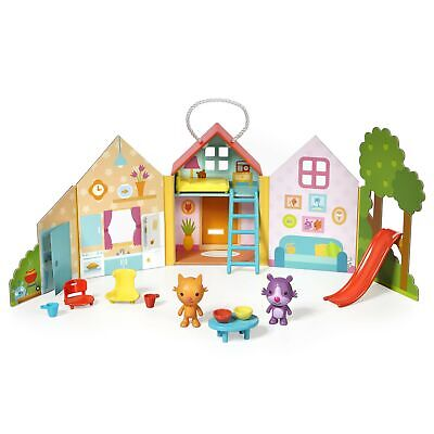 Sago Mini Jinja's House Portable Playset, For Ages 3 & Up