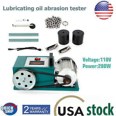 60hz Lubricating Oil Abrasion Anti-wear Extreme Pressure Testing Machine Kit Usa