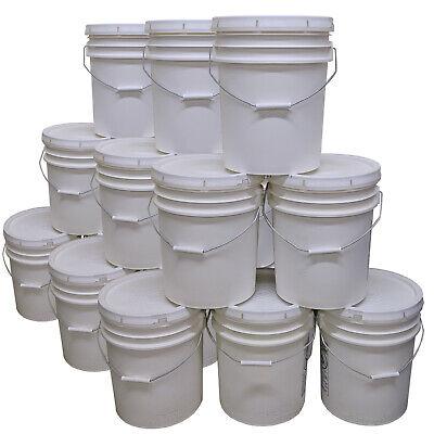18 Buckets Abc Multi-purpose Fire Extinguisher Powder 40 Lb Buckets - Ships Free