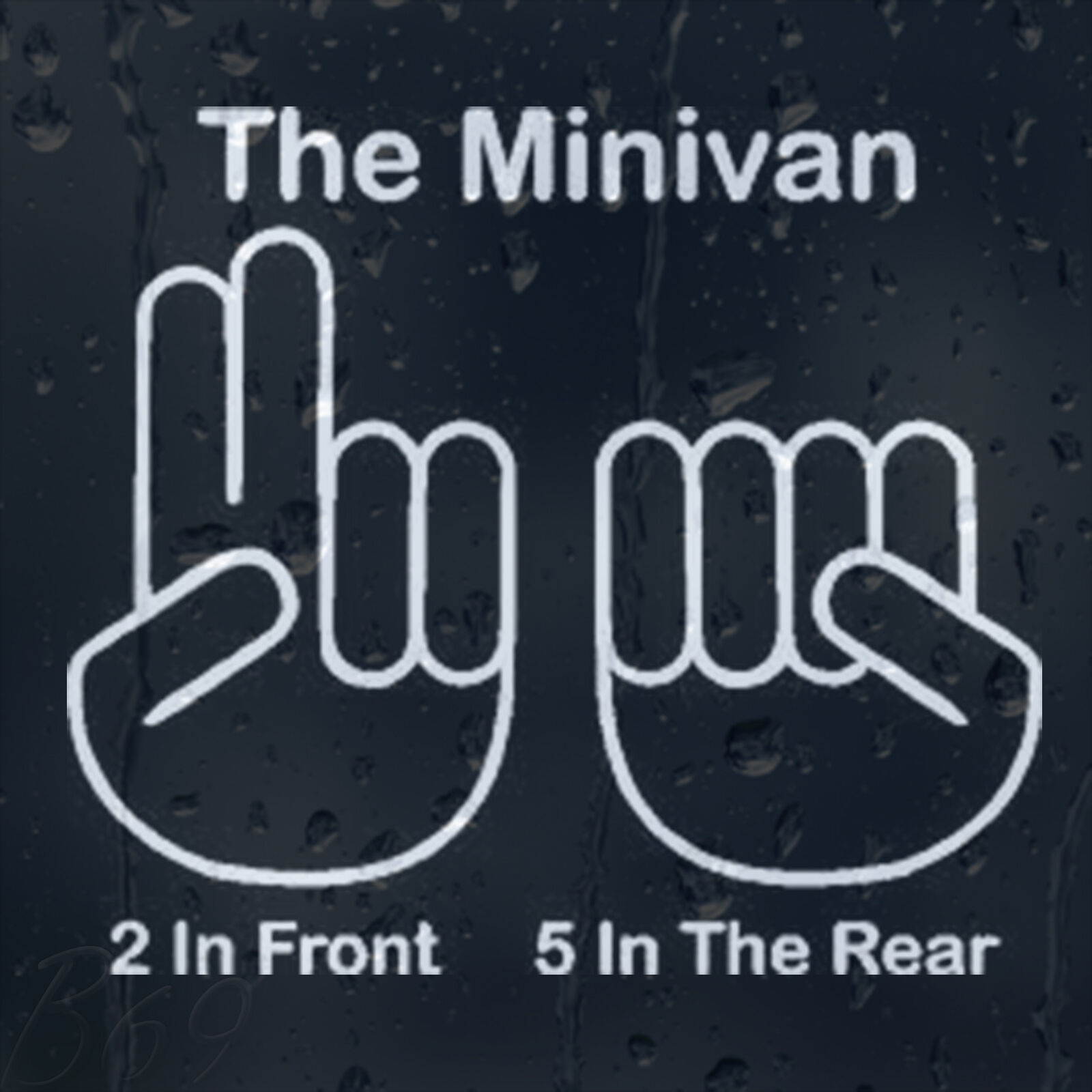 Or the minivan
