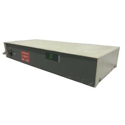 Gs Laboratory Equipment 6715 Indicator Alarm Wkey 120v 60hz