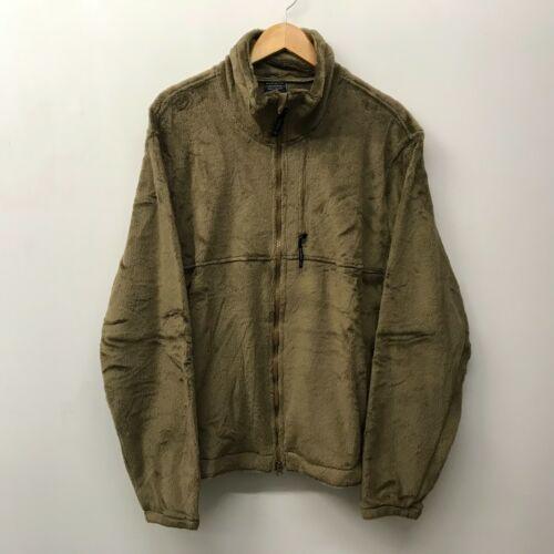 NOS BEYOND PCU Level 3 Fleece Jacket Malamute Coyote Brown LARGE/REGULAR P-28