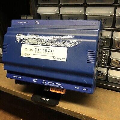 Distech Ec-bos-7 Ax Jace 7 Tridium Niagara Licensed Bacnet Modbus Ax 3.8