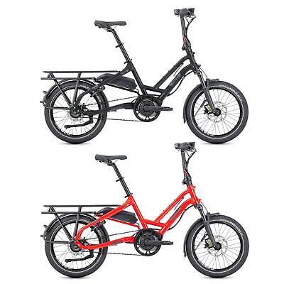 Tern Unisex Fahrrad HSD S8i E-Bike Lastenrad 20