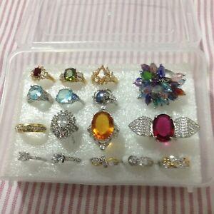 Rings, Rings, Rings size 8