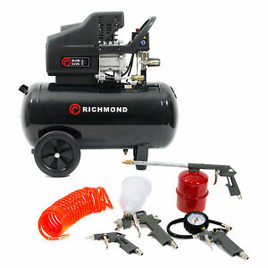 Air Compressor 50ltr Ebay
