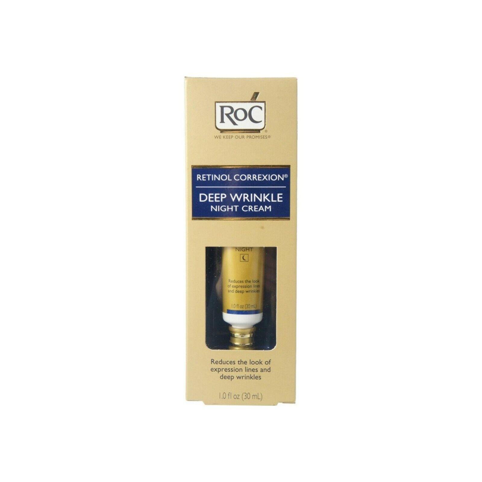 RoC Retinol Correxion Deep Wrinkle Anti-Aging Retinol Night