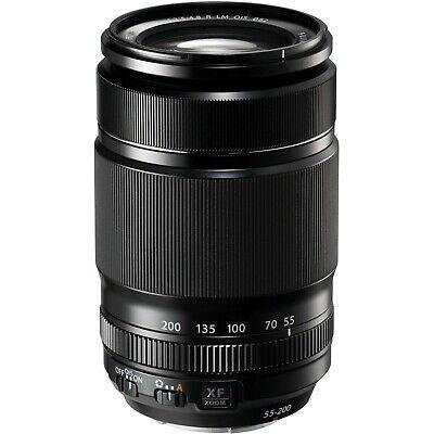 New Fujifilm FUJINON XF 55-200mm f/3.5-4.8 R LM OIS Lens