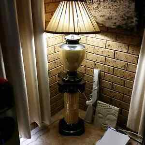 Lamp stand and lamp Deniliquin Murray Area Preview