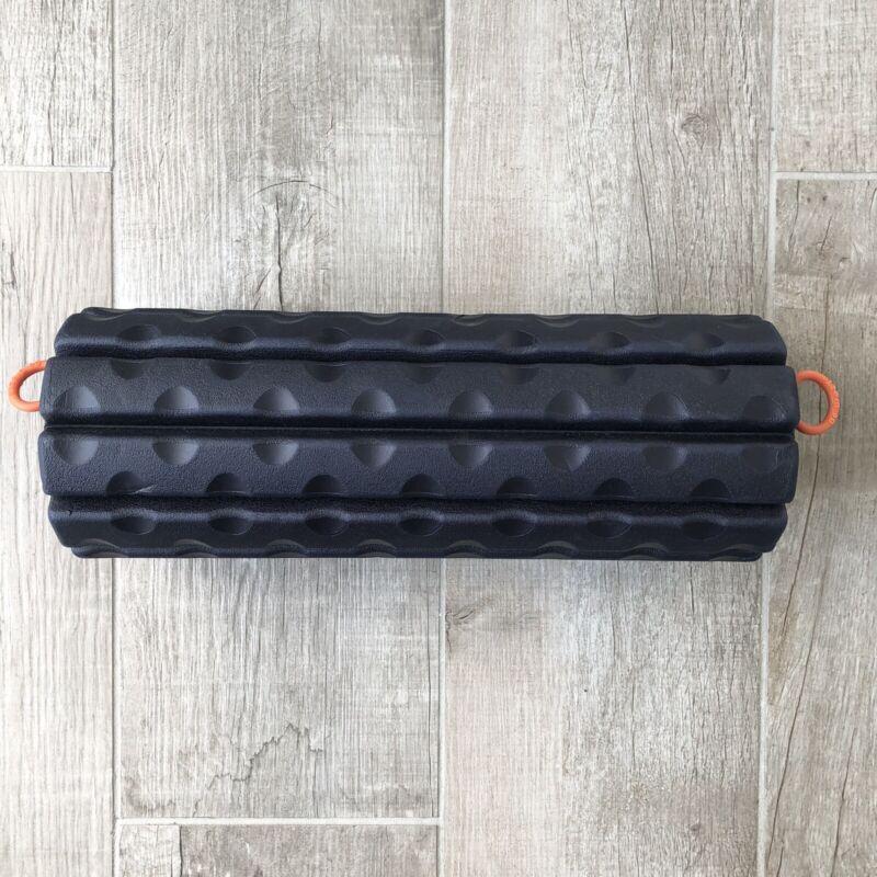 Brazyn Morph Deep Tissue Foam Roller Bravo Yoga Mobility Deck - Collapsible
