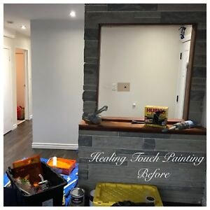 Healing Touch Painting *Great House Painting Deals