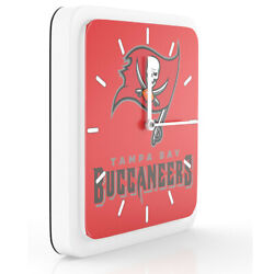 New 3 in 1 NFL Tampa Bay Buccaneers Home Office Decor Wall Desk Magnet Clock 6