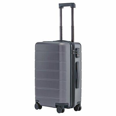 "Valigia Trolley Rigida Xiaomi Luggage Classic 20"" 38 lt PCI Lucchetto TSA Grigio"