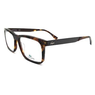 LACOSTE Eyeglasses L2788 214 Havana Rectangle Men 55x16x145