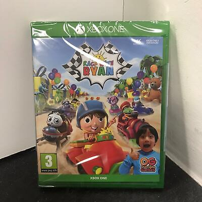 Race With Ryan Xbox One Game Kids Ryan's World Youtube - New and Sealed