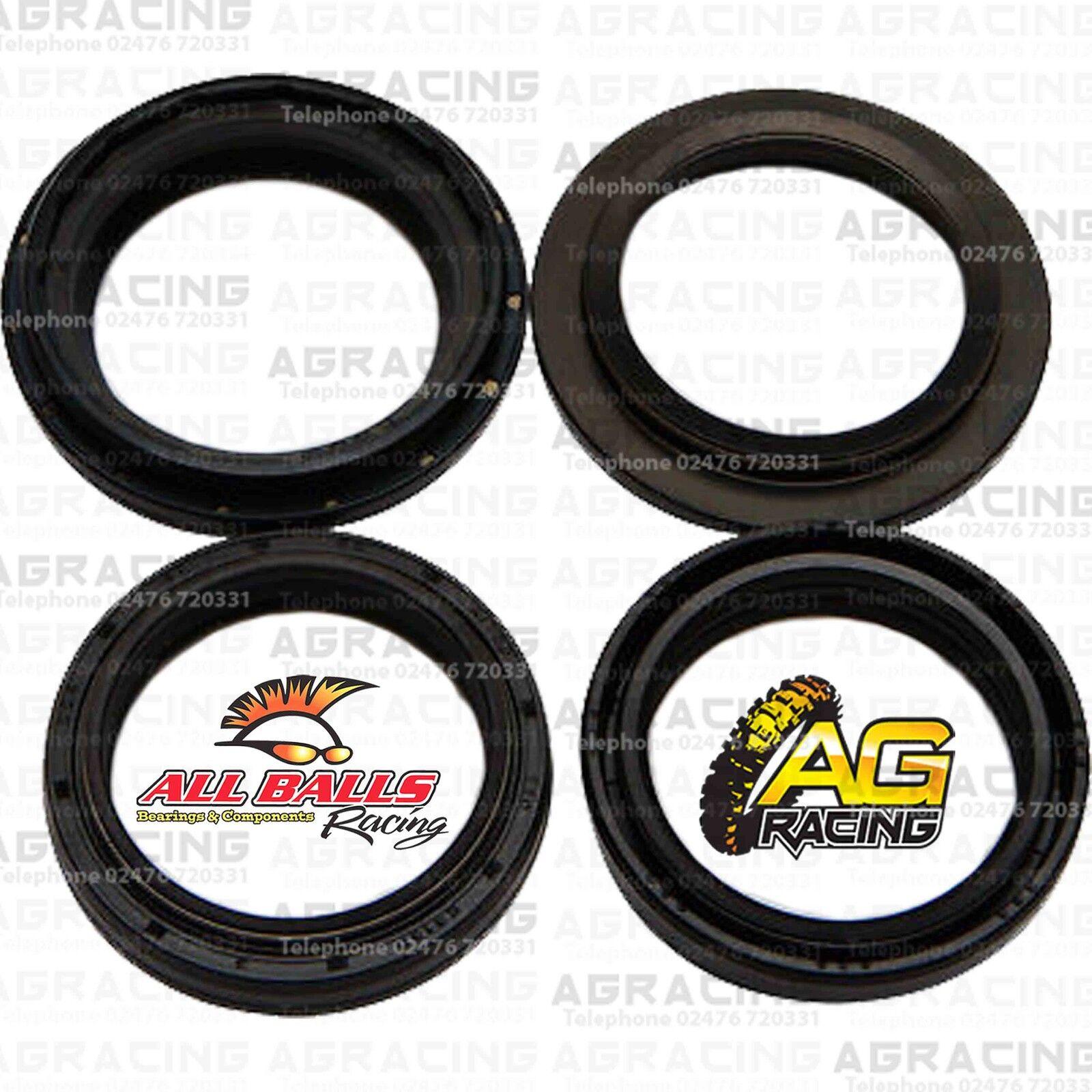 All Balls Fork Oil Seals /& Dust Seals Kit For Kawasaki KX 85 2009 09 Motocross