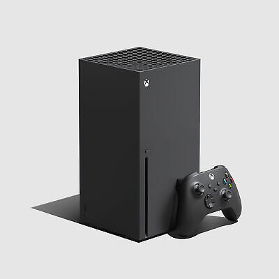 Xbox Series X (Pre-owned and Tested - Damaged Retail Box) [Factory Refurbished]