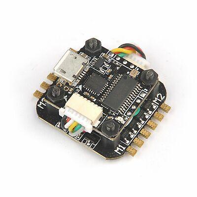 Betaflight F3 Micro 6A 2S 4-In-1 Brushless ESC OSD Flight Controller Micro Cube