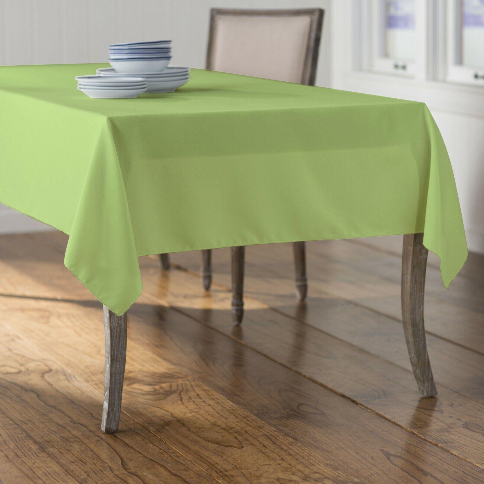 polyester poplin 60 by 90 inch rectangular