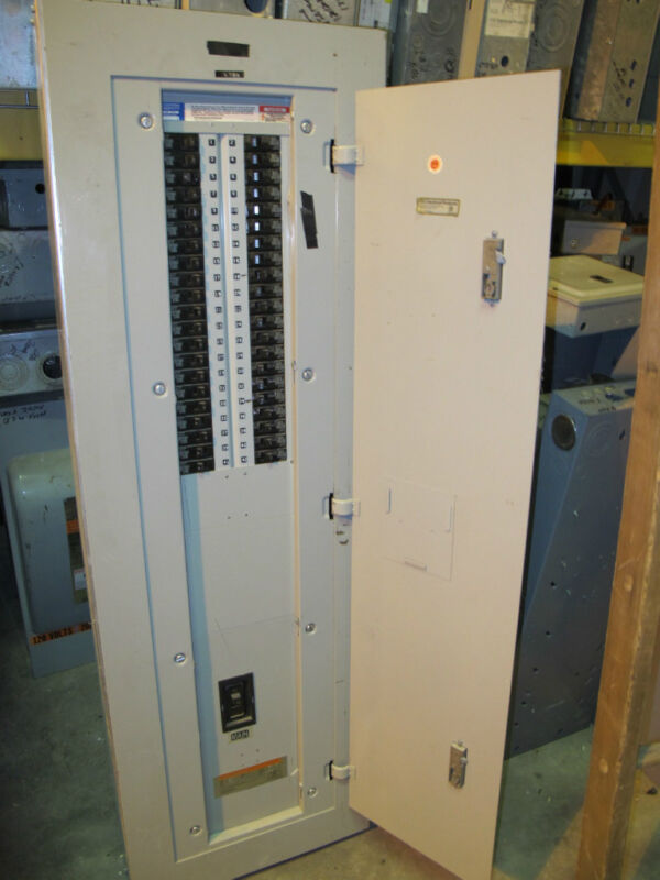ITE QJ23B200 Main Breaker CDP7 Pnlbd w/ Contactor & breakers - E303