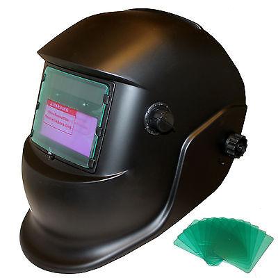 Automatik Solar Schweißhelm Schweisshelm Schweißschirm Schweißschild Maske MIG