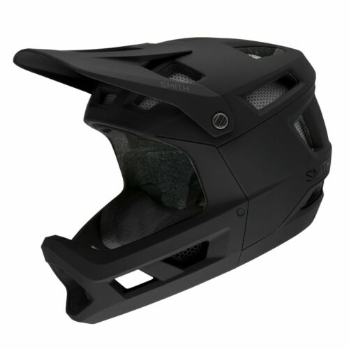 Smith Mainline MIPS Helmet - Full Face Enduro Mountain Bike MTB - Matte Black M