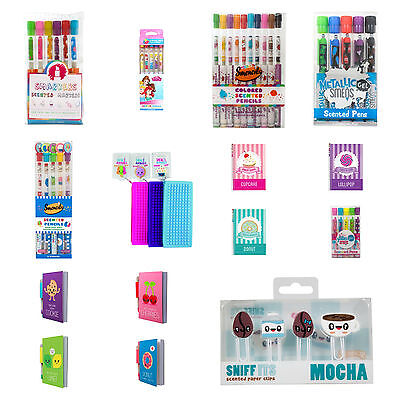 Smencils Scented Pens Pencils Crayons Markers Notebooks Stationary Disney ](Scented Pens)