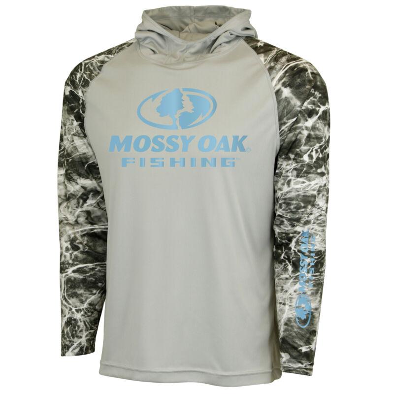 Mossy Oak Elements Tournament Tech Hoodie, Sun Protection Fishing Hoodie